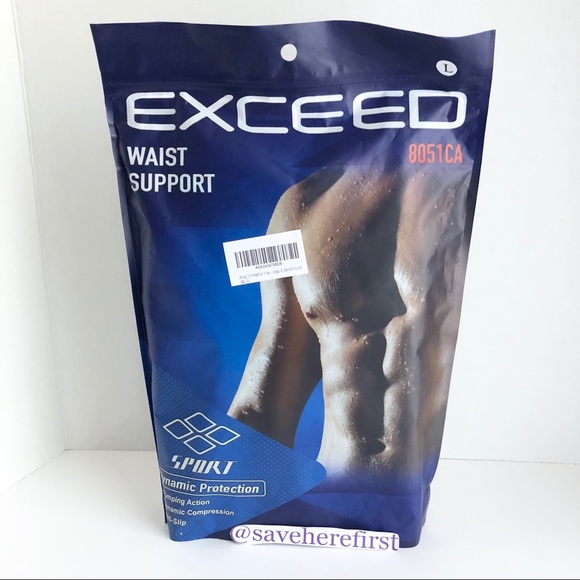 EXCEED Waist Support - Large